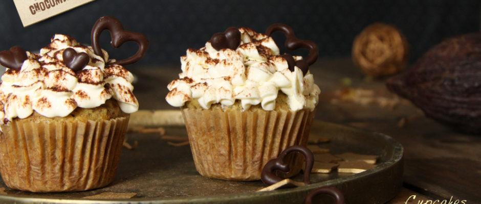 cupcakes tiramisu saint valentin cafe chocolat